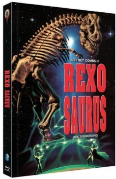 Doctor Mordrid - Rexo Saurus - Full Moon Mediabook Collection (DVD+blu-ray) (A)
