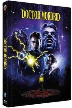 Doctor Mordrid - Rexo Saurus - Full Moon Mediabook Collection (DVD+blu-ray) (C)