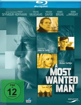 Most Wanted Man, A  (blu-ray)