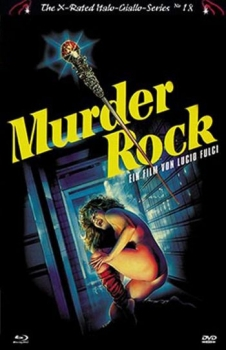 Murder Rock - Limited Buchbox Edition (DVD+blu-ray) (A)