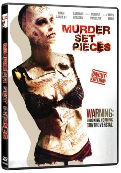 Murder Set Pieces - Uncut Limited Edition