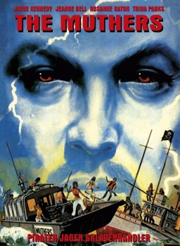 Muthers, The - Uncut Mediabook Edition  (DVD+blu-ray) (C)