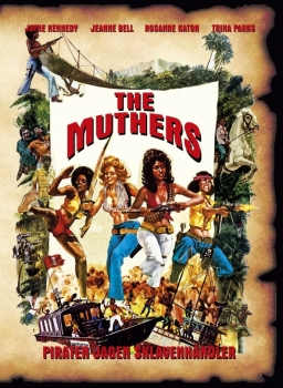 Muthers, The - Uncut Mediabook Edition  (DVD+blu-ray) (D)