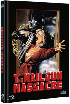 Nail Gun Massacre, The - Uncut Mediabook Edition (DVD+blu-ray) (B)