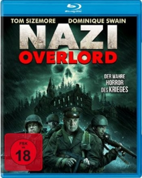 Nazi Overlord - Der wahre Horror des Krieges (blu-ray)