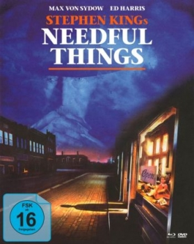 Stephen Kings Needful Things - In einer kleinen Stadt - Limited Mediabook Edition  (DVD+blu-ray)