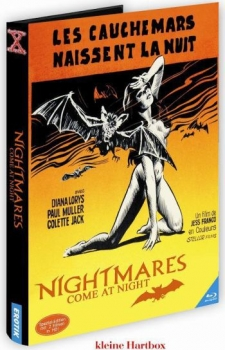 Nightmares come at night - Uncut Edition  (blu-ray)
