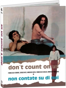 Non contate su di noi - Don't Count on Us (OmU) - Uncut Mediabook Edition  (blu-ray) (A)
