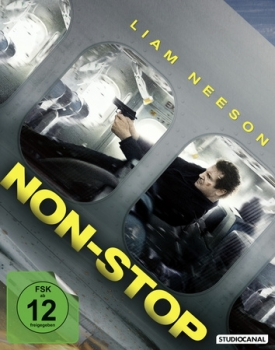 Non-Stop - Limited Steelbook Edition  (blu-ray)