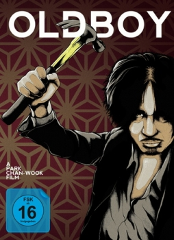 Oldboy - Limited Mediabook Edition (DVD+blu-ray)