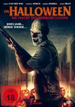 On Halloween - Die Nacht des Horrorclowns