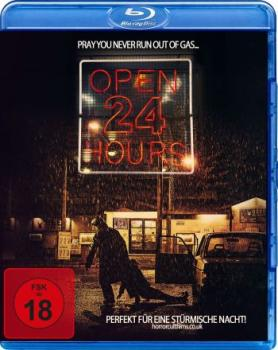Open 24 Hours (blu-ray)
