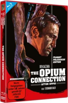 Opium Connection, The - Uncut Poliziischi Edition 017 (DVD+blu-ray)