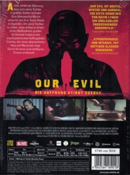 Our Evil - Uncut Mediabook Edition (DVD+blu-ray)
