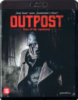 Outpost - Operation Spetsnaz - Uncut Edition  (blu-ray)