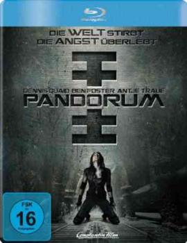 Pandorum - Limited Steelbook Edition  (blu-ray)