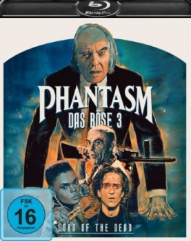 Phantasm 3 - Das Böse 3 - Lord Of The Dead - Uncut (blu-ray)