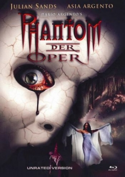 Phantom der Oper, Das - Uncut Edition  (blu-ray)