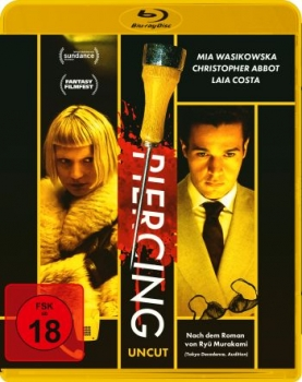 Piercing - Uncut Edition  (blu-ray)