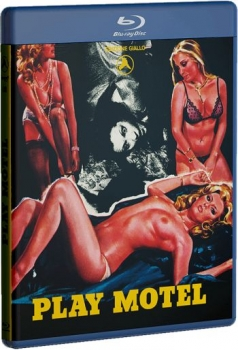 Play Motel - Uncut Edition  (blu-ray)