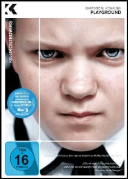 Playground - Limited Mediabook Edition  (blu-ray)