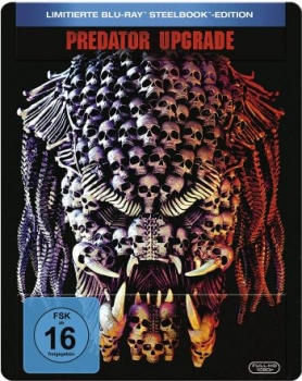 Predator - Upgrade - Limited Steelbook Edition  (blu-ray)