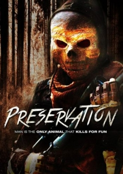 Preservation - Uncut Mediabook Edition  (DVD+blu-ray)