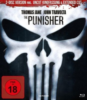 Punisher, The (2004) - Uncut Edition  (blu-ray)