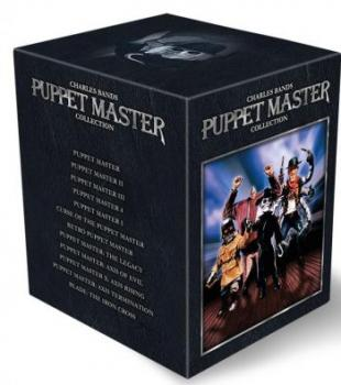 Puppet Master Collection - Uncut  (blu-ray)