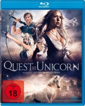 Quest for the Unicorn (blu-ray)