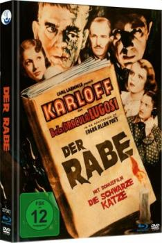 Rabe, Der - Limited Mediabook Edition  (DVD+blu-ray)