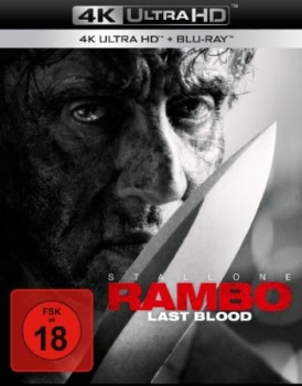 Rambo - Last Blood - Uncut Edition  (4K Ultra HD)