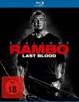 Rambo - Last Blood - Uncut Edition (blu-ray)