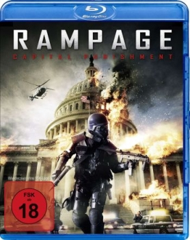 Rampage - Capital Punishment - Uncut Edition  (blu-ray)