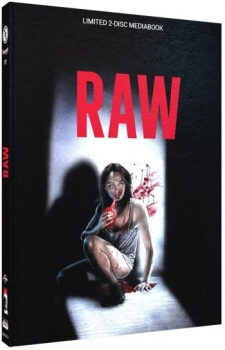 Raw - Uncut Mediabook Edition  (DVD+blu-ray) (A)