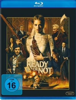 Ready or Not (blu-ray)