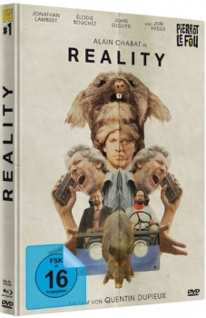 Reality - Limited Mediabook Edition  (DVD+blu-ray)