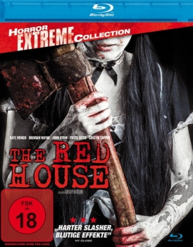 Red House, The  (blu-ray)
