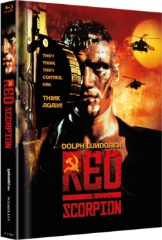 Red Scorpion - Uncut Mediabook Edition (blu-ray) (A)