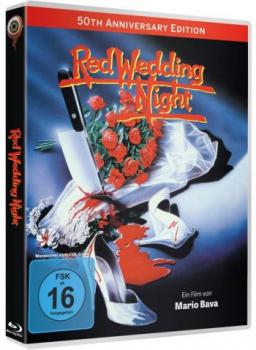 Red Wedding Night - Hatchet for the Honeymoon - 50th Anniversary Edition  (blu-ray)