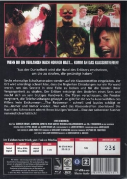 Redeemer, The - Son of Satan - Uncut Mediabook Edition  (DVD+blu-ray) (A)