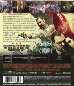 Reluctant Fundamentalist, The - Tage des Zorns (blu-ray)