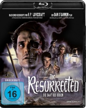 Resurrected, The - Uncut Edition  (blu-ray)