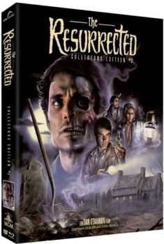 Resurrected, The - Uncut Collectors Edition  (DVD+blu-ray)