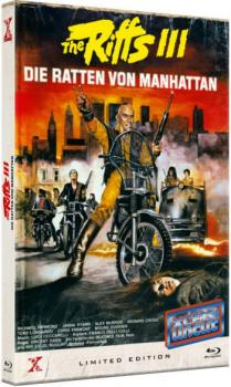 Riffs 3, The - Die Ratten von Manhattan - Uncut Hartbox Edition  (blu-ray)