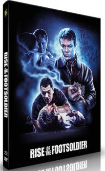 Rise of the Footsoldier - Extreme Extended Mediabook Edition  (DVD+blu-ray) (A)