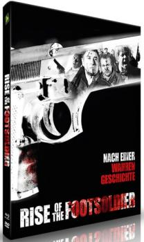 Rise of the Footsoldier - Extreme Extended Mediabook Edition  (DVD+blu-ray) (B)