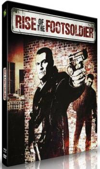 Rise of the Footsoldier - Extreme Extended Mediabook Edition  (DVD+blu-ray) (C)