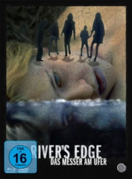 Rivers Edge - Das Messer am Ufer - Uncut Mediabook Edition  (DVD+blu-ray)