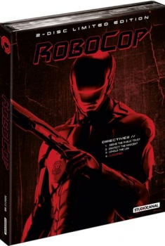Robocop (2014) - Limited Mediabook Edition  (DVD+blu-ray)